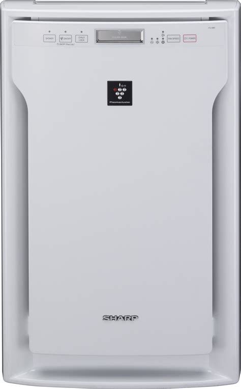 Sharp Air Purifier Portable sharp fu a80e w portable room air purifier price in india buy sharp fu a80e w portable room