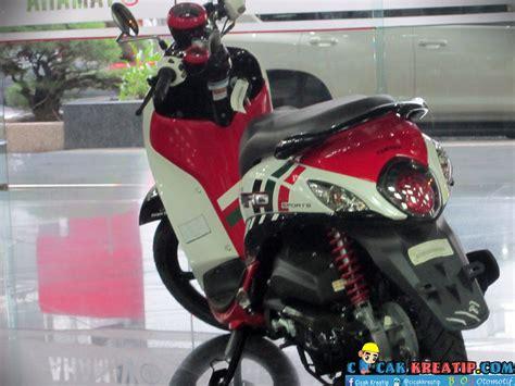 Lu Led Motor Fino Variasi 84 gambar motor fino terbaru tales modif