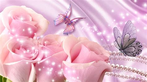 desktop wallpaper pink roses pink rose hd wallpapers
