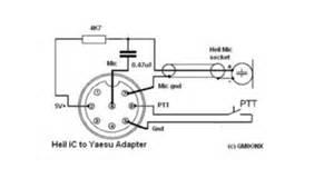 yaesu pin connectors resource detail