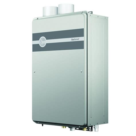 rheem ecosense 9 5 gpm gas indoor tankless gas