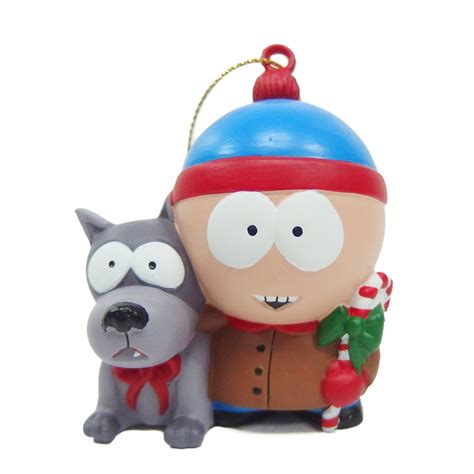 south park stan christmas ornament