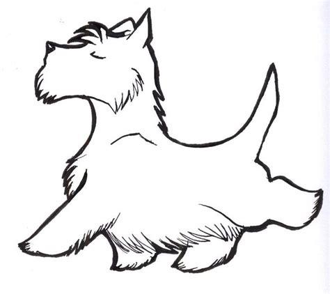 scottie dog coloring page 43 best images about scottie dogs clip art graphics
