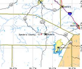 map of bandera bandera county detailed profile houses real