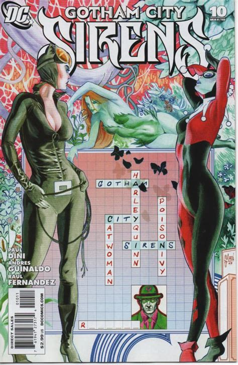 siren in the city sirens book 2 volume 2 books gotham city sirens vol 1 10 dc comics database