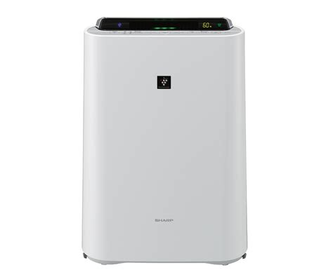 Sharp Air Purifier Kc A50y W sharp air purifier with humidifier kc d40e w available at