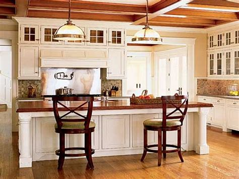 Small Kitchen With Island Design Ideas Round Kitchen Island Designs Images