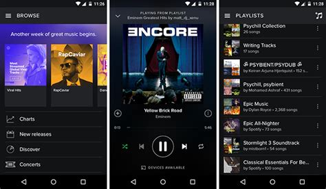 spotify app android what is the best way to for free on android