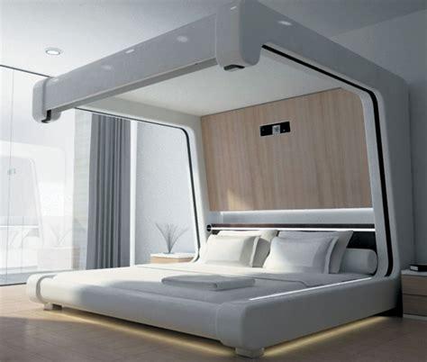 somnus neu высокотехнологичная кровать для номеров с малой площадью