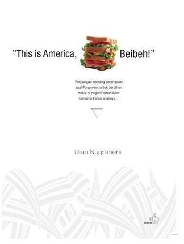 Buku Americas bukukita this is america beibeh toko buku
