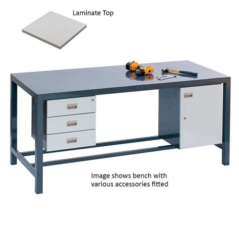 bench laminate fully welded engineers bench laminate top ese direct