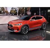 BMW X2 Concept  Un X1 Plus Sportif Et Plein De Surprises En Vid&233o