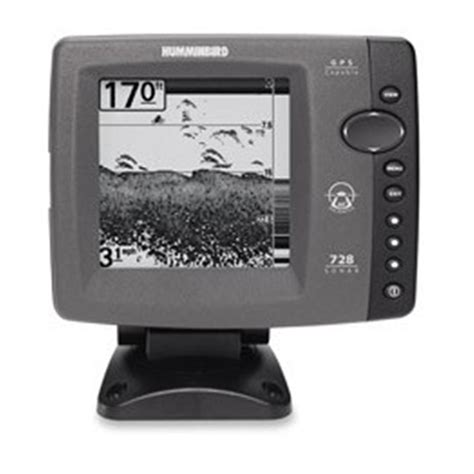 humminbird 174 728 fishfinder 162559 fish finders at