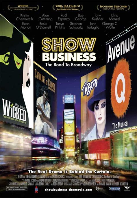 Show Business The Road To Broadway show business the road to broadway for musicals