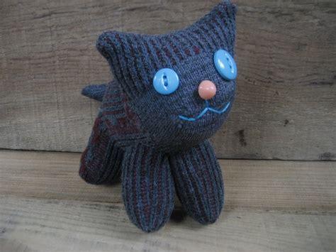 diy socks for cats sock cat diy dolls bears softies