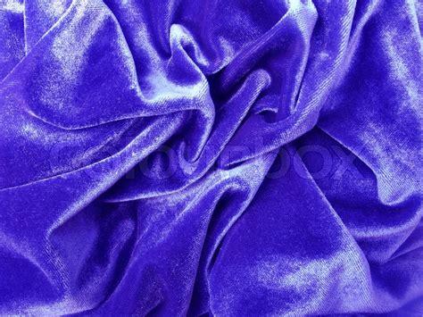 blau samt hintergrund stockfoto colourbox - Blau Samt