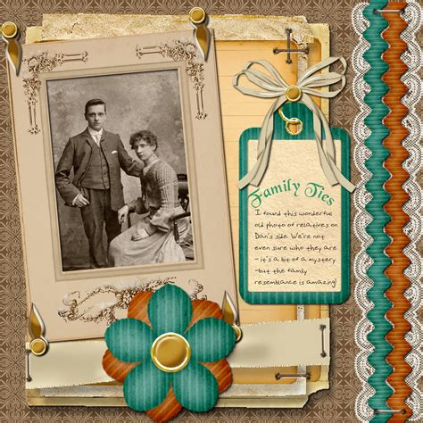 scrapbook layout software free 16 design digital scrapbook templates images digital
