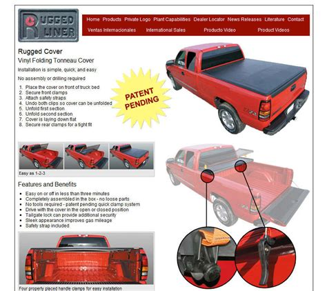 rugged cover folding tonneau cover new rugged cover folding tonneau cover tj s truck accessories llc store