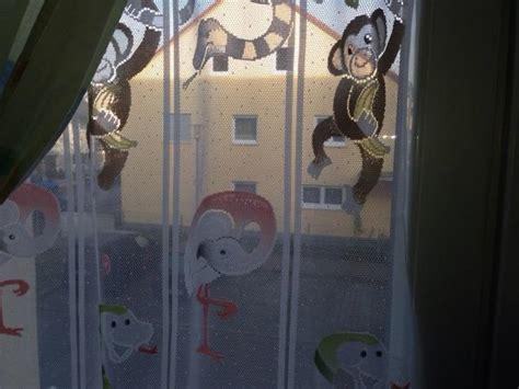 lichtundurchlässige vorhänge vorhang idee babyzimmer