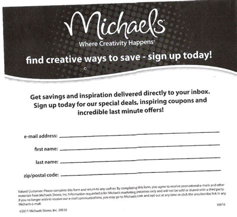sign up card template how to meet your 2013 marketing resolutions part 2