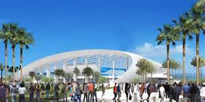 what city are the rams from tour 1 8 billion inglewood stadium rams want to build