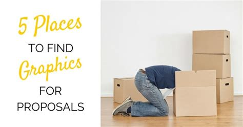 8 Places To Meet by 5 Places To Find Graphics For Proposals