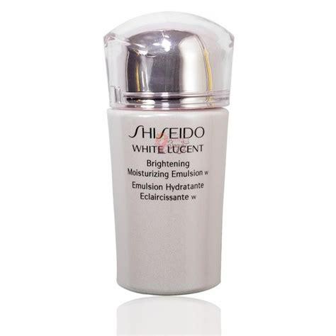 Pelembab Shiseido shiseido white lucent brightening moisturizing emulsion w 15ml