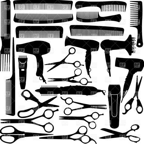 Salon Hair Dryer Clipart barber hairdressing salon equipment hairdryer