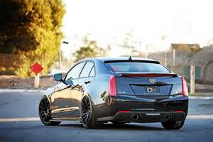 Cadillac Ats Performance Parts 2013 Cadillac Ats Sports Sedan Gets Tuned Out By D3