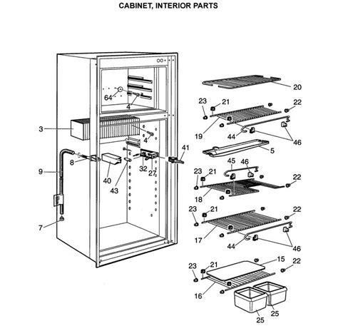 dometic refrigerator parts diagram dometic refrigerator parts diagram refrigerator components