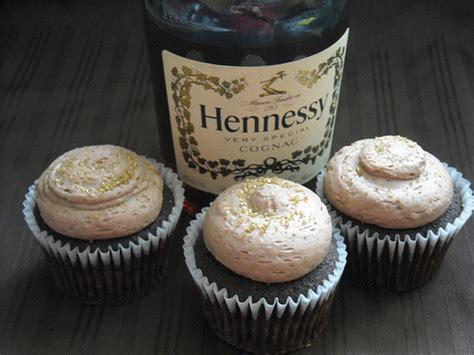 hennessy cupcakes