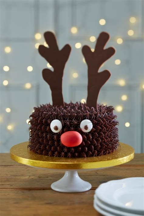 christmas cake decorations ideas 40 easy cake decoration ideas for beginners