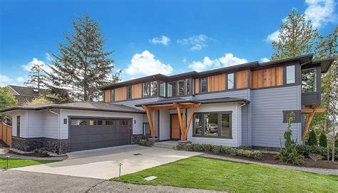 18 stylish homes with modern 32 types of home architecture styles modern craftsman