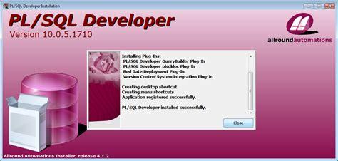 Pl Sql Developer by Installing And Configuring Pl Sql Developer