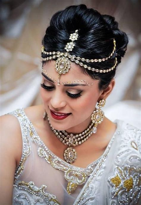 bridal hairstyle for long face indian 2018 latest indian wedding long hairstyles