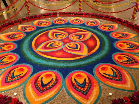rangoli designs pooja room and rangoli designs