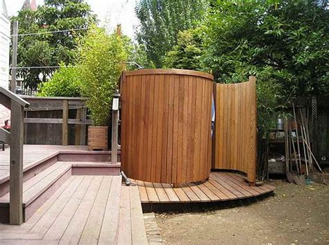 best outdoor shower bathroom outdoor shower enclosure how to choose the best materials outdoor shower outdoor