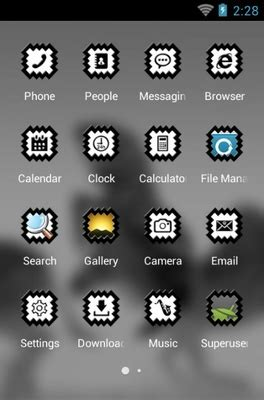 Zebra Themes For Android | zebra theme android theme for clauncher androidlooks com