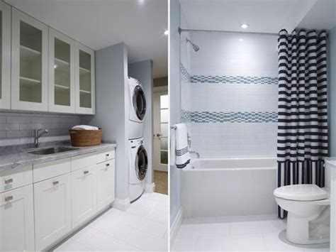 23  Most Popular Small Basement Ideas, Decor and Remodel Basement laundry, Basements and Dryer