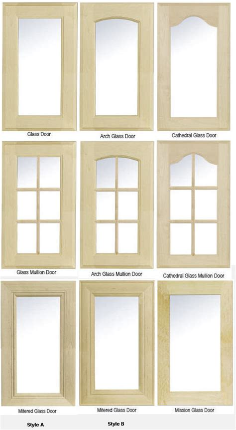 kitchen glass kitchen cabinet door styles glass cabinet