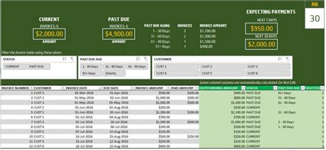 Invoice Tracker Template For Small Business Free Spreadsheet Invoice Tracking Template Excel
