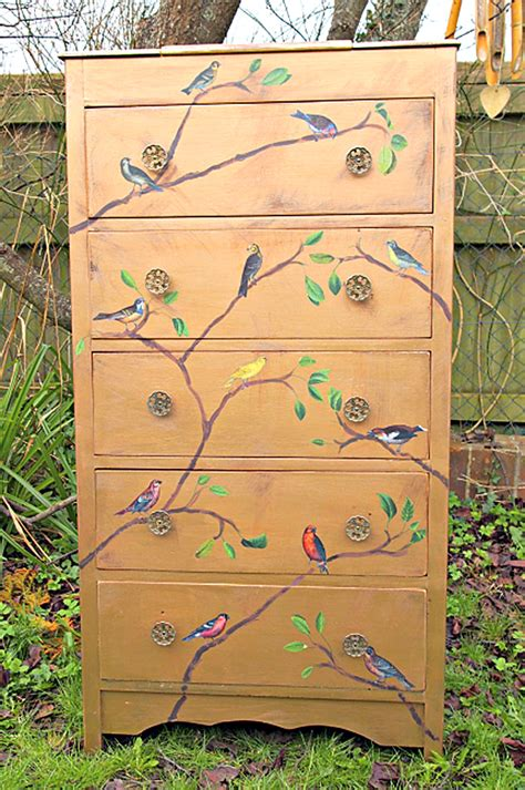 Natty Dresser by 17 Awesome Painted Dressers The Graphics