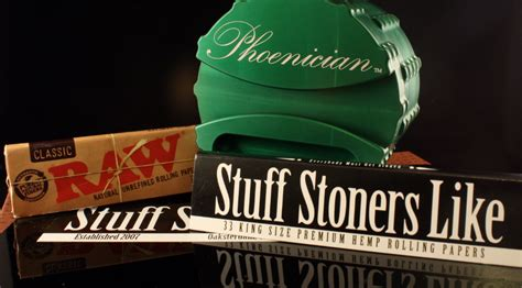 Stuff Stoners Like Detox by Phoenician Grinder Review