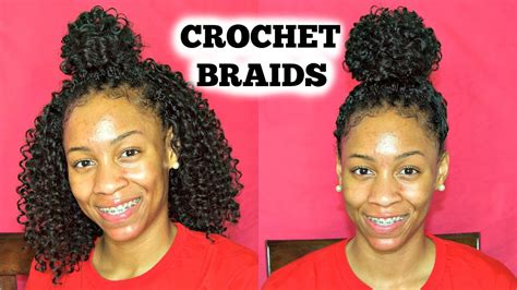 crochet braids with the caribbean twist hair water wave crochet braids caribbean bundle 3a youtube