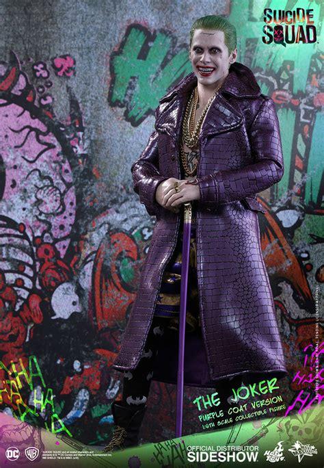 Toys Joker Squad Purple Coat 1 6 toys mms382 squad the joker purple