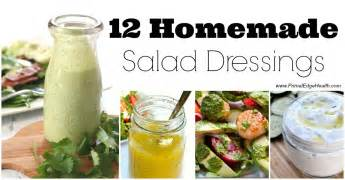12 healthy homemade salad dressings primal edge health