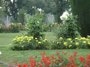 Spring Gardens panoramio photo of mughal gardan nishat