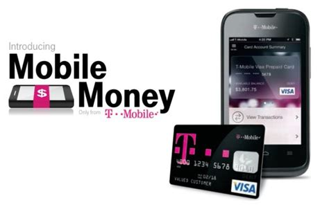 money mobile t mobile launches mobile money free checking account and more