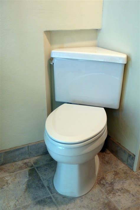 mini bathroom kohler corner toilet for a mini bathroom interior