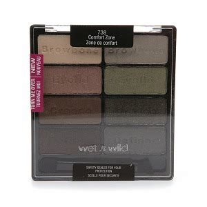 Wet N Wild Color Icon Collection Eyeshadow Set Comfort
